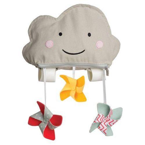 Taf toys osłona przeciwsłoneczna z zabawkami do spacerówki, 11965 (0605566119656)