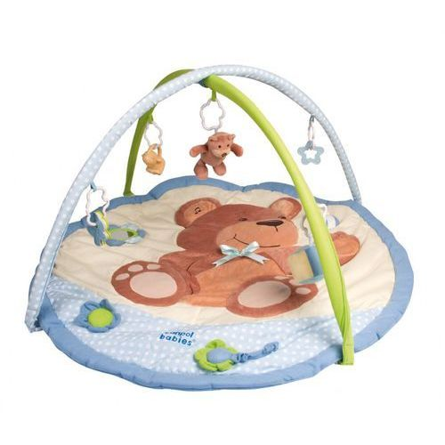 Mata do zabawy CANPOL BABIES Miś z pozytywką 2/265 + DARMOWY TRANSPORT! + Zamów z DOSTAWĄ JUTRO! - produkt z kategorii- Maty edukacyjne