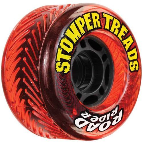 kółka ROAD RIDER - Stomper Treads 70mm 78A Red-836 (RED-836) - produkt z kategorii- Pozostały skating