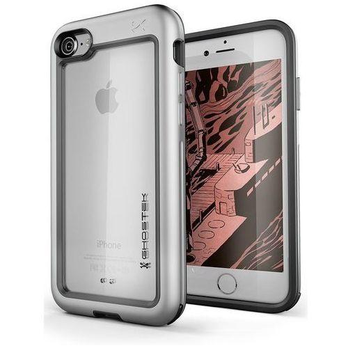 Etui atomic slim iphone 8/7 silver marki Ghostek