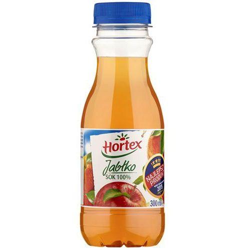 300ml jabłko 100% sok   darmowa dostawa od 150 zł! od producenta Hortex