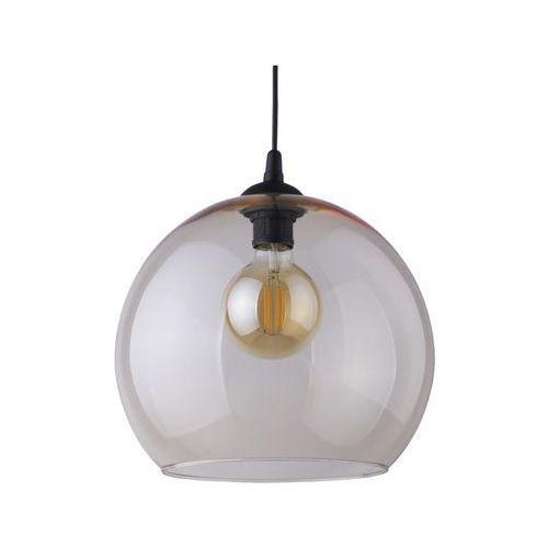 Lampa wisząca cubus słomkowa e27 marki Tk lighting