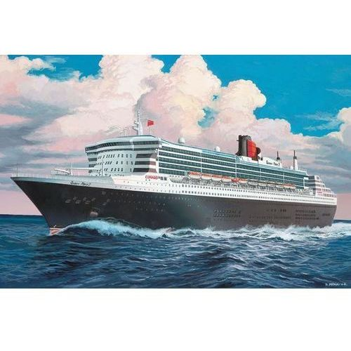Revell Queen mary 2 (4009803058085)