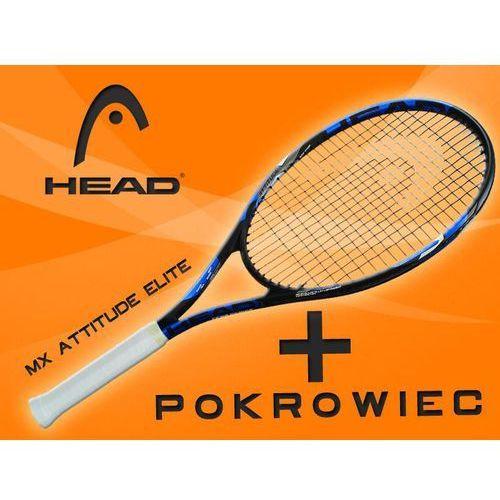 Rakieta tenisowa HEAD MX Attitude Elite Blue