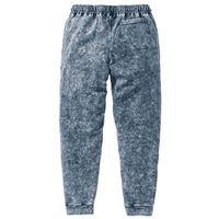 Spodnie dresowe slim fit szary, Bonprix, S-M