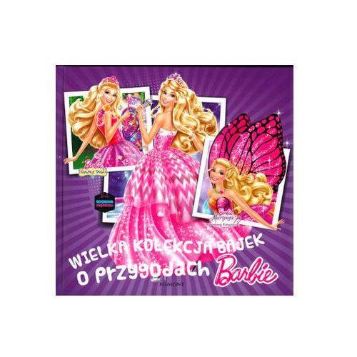 Wielka kolekcja bajek o przygodach Barbie - Jeśli zamówisz do 14:00, wyślemy tego samego dnia. Darmowa dostawa, już od 99,99 zł.. Najniższe ceny, najlepsze promocje w sklepach, opinie.