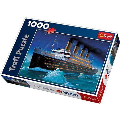 Puzzle 1000 Titanic (5900511100808)
