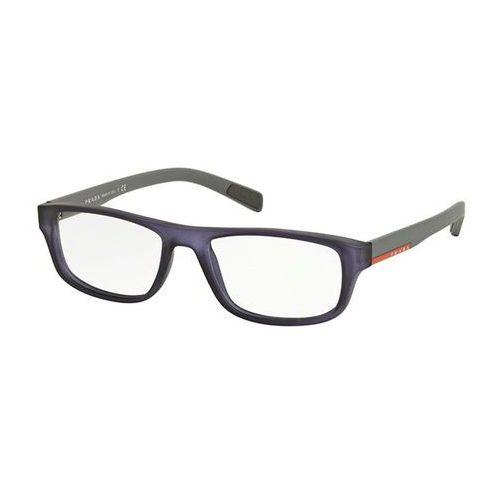 Okulary korekcyjne ps06gv ufj1o1 marki Prada linea rossa