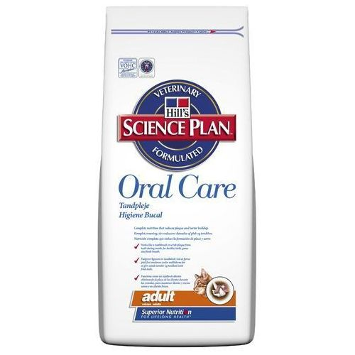 Hills sp feline adult oral care karma dla kotów do higieny jamy ustnej