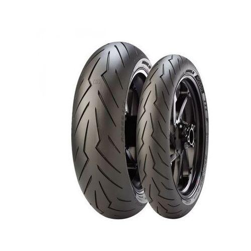 Pirelli diablo rosso iii ( 120/70 zr17 tl (58w) m/c, koło przednie ) (8019227263527)