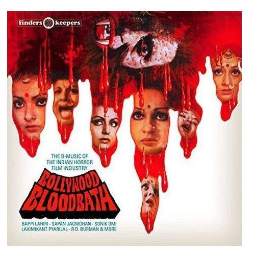 Soundtrack - bollywood bloodbath marki Finders keepers