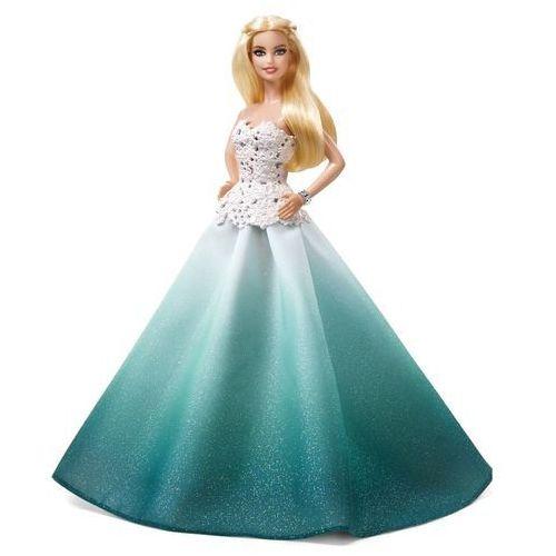 Barbie Lalka świąteczna zielona