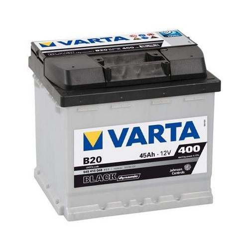 Akumulator VARTA BLACK DYNAMIC B20