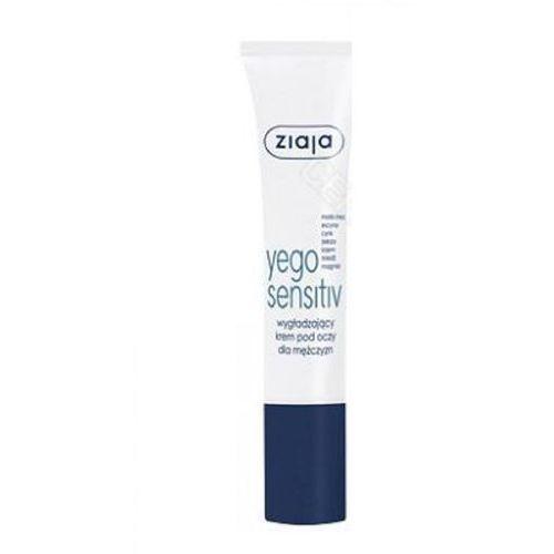 Ziaja Wygładzający krem pod oczy dla Yego Sensitiv e 15 ml