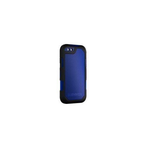 Etui Griffin Survivor Summit iPhone 6 / 6s, czarno niebieskie - produkt z kategorii- Futerały i pokrowce do telefonów