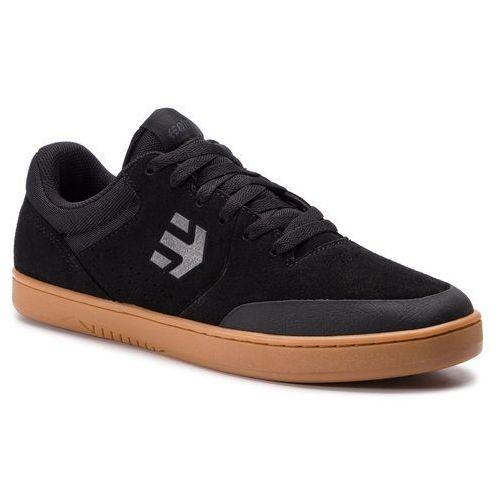 Sneakersy ETNIES - Marana 4101000403 Black/Dark Grey/Gum 566, w 6 rozmiarach