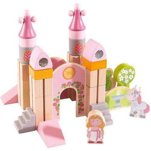 Klocki do zabawy Mały Zamek Księżniczki