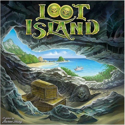 Hobbity Loot island