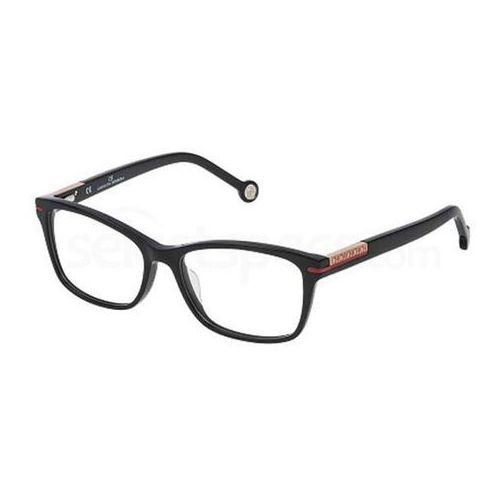 Carolina herrera Okulary korekcyjne vhe729n 700