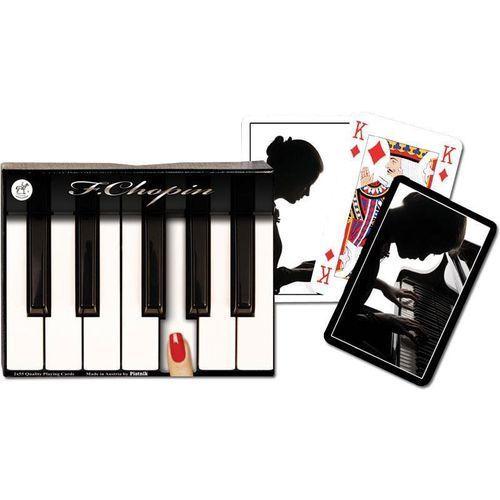 Piatnik F. chopin karty do gry (9001890260940)