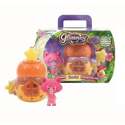 Cobi Glimmies domek + figurka dotterella - glimmies dotterella