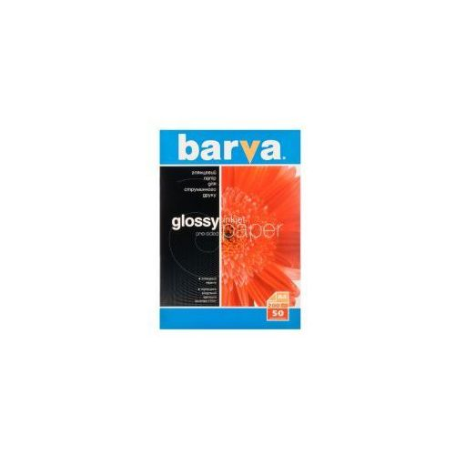 Papier fotograficzny BARVA Glossy (połysk) A4 200 gr - 50 szt., 166447