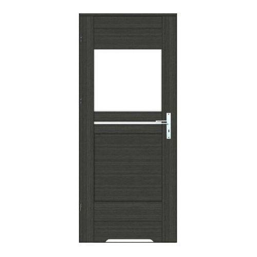 Drzwi z podcięciem Costa 70 lewe grafitowe (5902689035012)