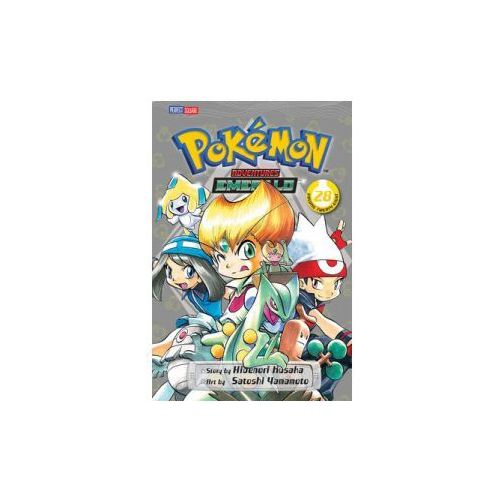 Pokemon Adventures (FireRed and LeafGreen), Vol. 28 (9781421535623)