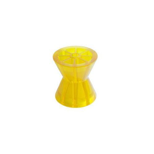 Knott Rolka dziobowa pvc żółta