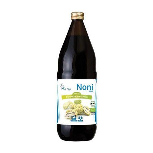 Dr gaja Organiczny 100% sok z noni -  (pojemność:: 1000 ml)