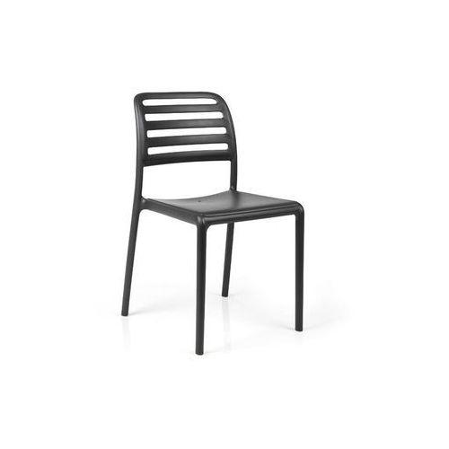 Krzesło Costa czarne, 37045