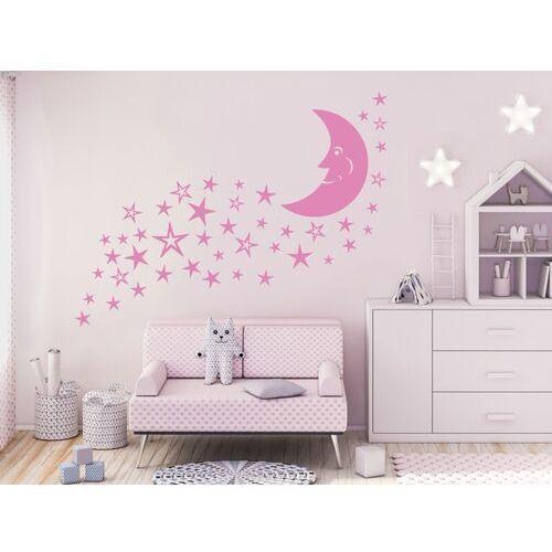 Szablon malarski księżyc gwiazdki 1354 marki Wally - piękno dekoracji