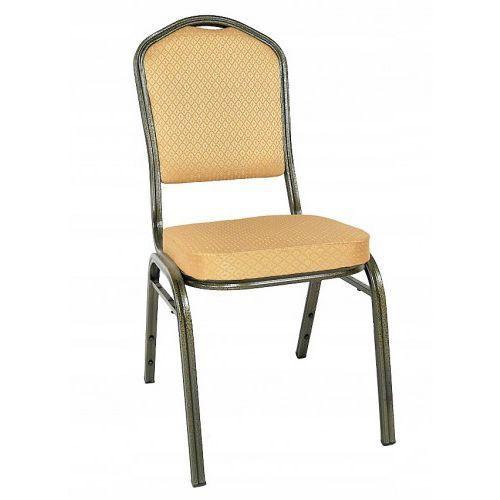 Zenga.pl Krzesło bankietowe oliwia strong profil 25x25 mm