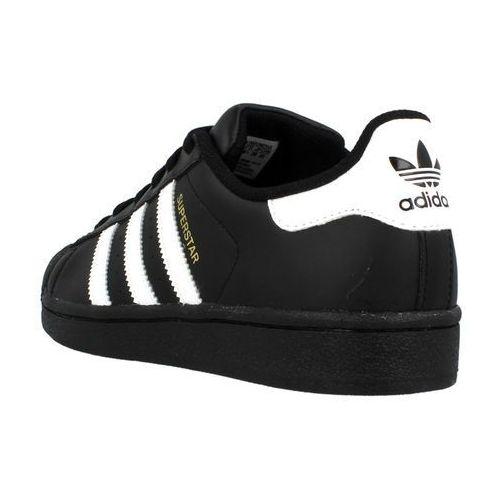 Buty adidas Superstar - czarny z kategorii Pozostałe obuwie damskie