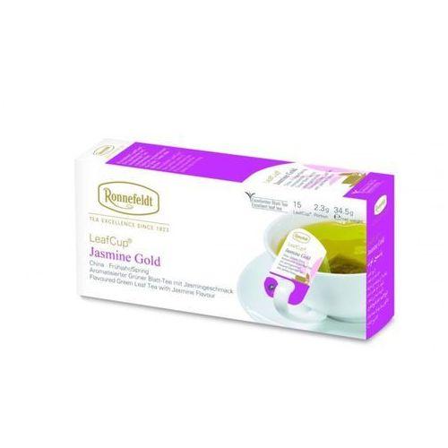 Ronnefeldt Herbata zielona jasmin gold w saszetkach