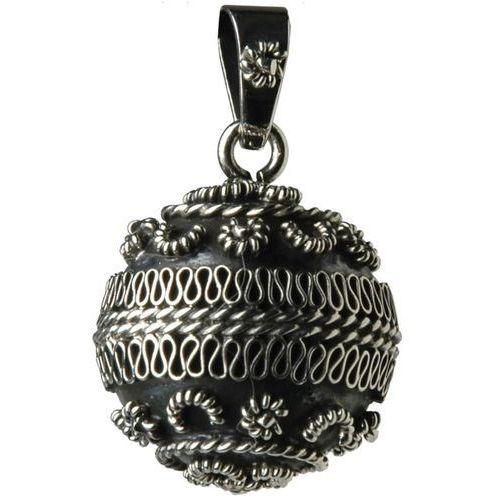 Babylonia wisiorek dla ciężarnych bola, filigranowy, srebro, 1 zf200 (5425011486783)