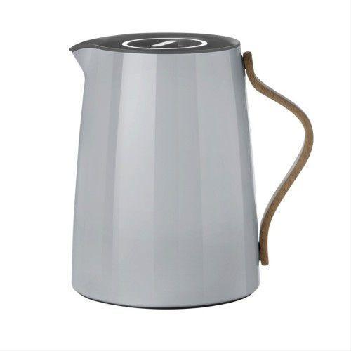 Dzbanek do herbaty Emma, szary - Stelton, X-201-1