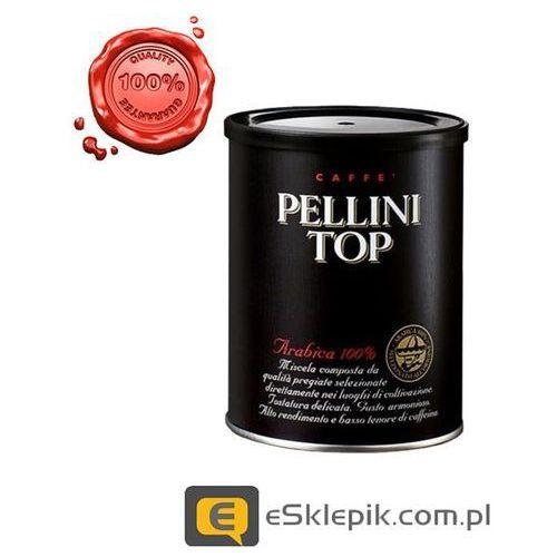 Pellini Top 250g - puszka - Kawa mielona - DOSTAWA od 9,99 zł - Wysyłka 24h