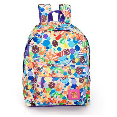 Plecak młodzieżowy candy crush marki J.m. inacio
