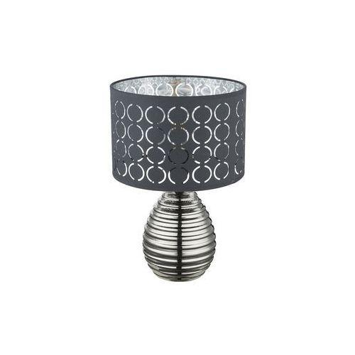 Globo MIRAUEA Lampa stołowa Chrom, 1-punktowy - - Obszar wewnętrzny - MIRAUEA - Czas dostawy: od 4-8 dni roboczych, 21617