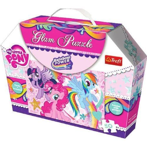 Glam Puzzle - Kucyki Pony TREFL