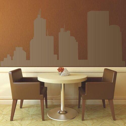 Wally - piękno dekoracji Naklejka welurowa panorama 0929