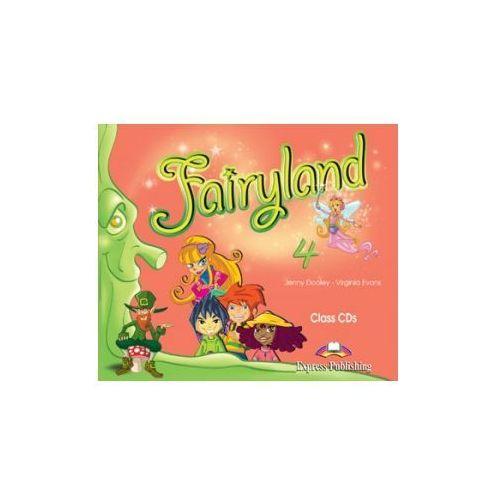 Fairyland 4. CD do Podręcznika