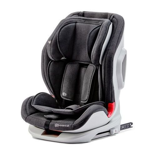 KinderKraft fotelik samochodowy ONETO3 ISOFIX Black (5902533910069)