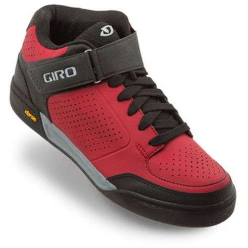 riddance mid buty mężczyźni czerwony/czarny 43 2018 buty rowerowe marki Giro