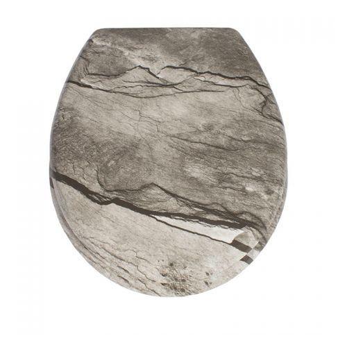 Awd interior deska sedesowa wolnoopadająca duroplast greystone awd02181490