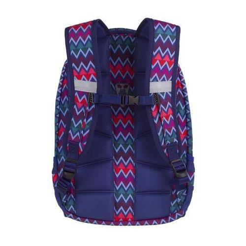 Patio Coolpack plecak młodzieżowy college chevrone stripes 28l - szybka wysyłka - 100% zadowolenia. sprawdź już dziś!