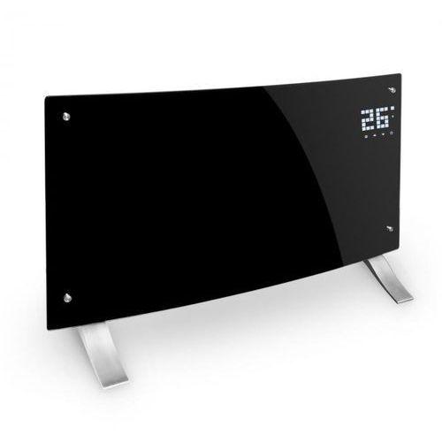 Klarstein Bornholm Curved grzejnik konwekcyjny termostat timer 2000W czarny (4260509685825)