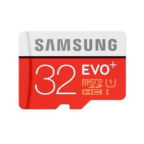 Samsung microSD EVO Plus 32GB - produkt w magazynie - szybka wysyłka!, MB-MC32DA/EU