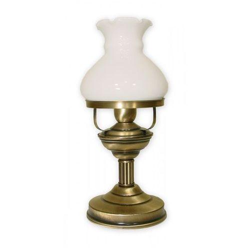 Alladyn lampka stołowa 1 pł. / patyna, Dodaj produkt do koszyka i uzyskaj rabat -10% taniej!, 238/L1